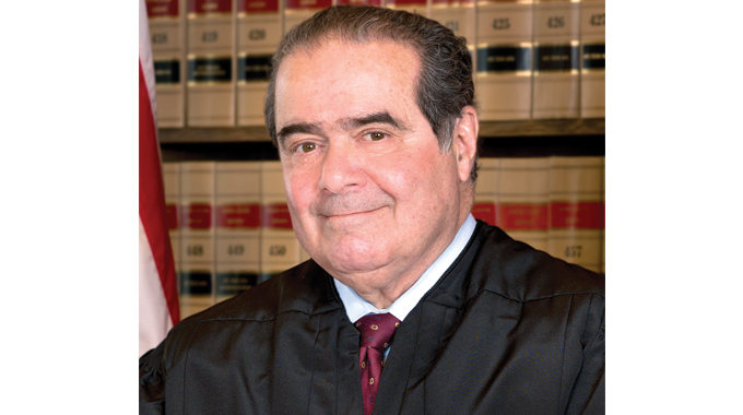 The death of Supreme Court Justice Antonin Scalia may determine the life and death of the Second Amendment. The survival of.a constitution or any part of it should not depend on the  life of any one man.