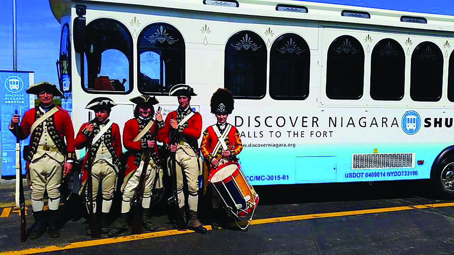 """At a more than $28 subsidy per passenger, these Redcoats are in no hurry to """"Brexit"""" the Discovery shuttle!"""