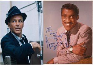 "Ol' ""Blue Eyes"" Frank Sinatra loved to stay at the Hotel Niagara, as did fellow brat-packer, Sammy Davis, Jr."
