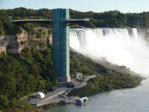 Observation Tower in Niagara Falls State Park