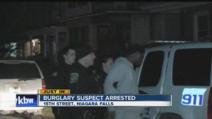 These burglars didn't do so well and were taken off the streets for safe keeping at Niagara County Jail. But there are plenty more where they came from, according to a lsit compiled by Protect America, a home security company.