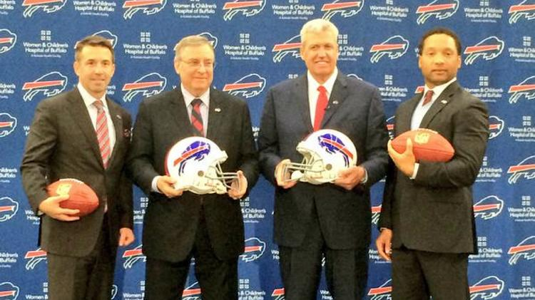 Bills Keep Sinking as Playoff Hopes Disappear Again