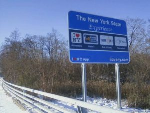 While the natural beauty of the Niagara Gorge has been trashed in a thousand different ways, the unattractive Cuomo signs along the parkway just add insult to injury.