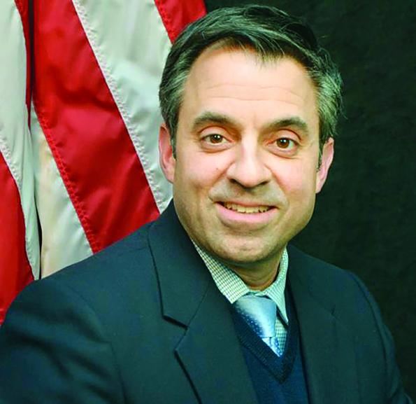 Niagara Falls Councilman Andy Touma