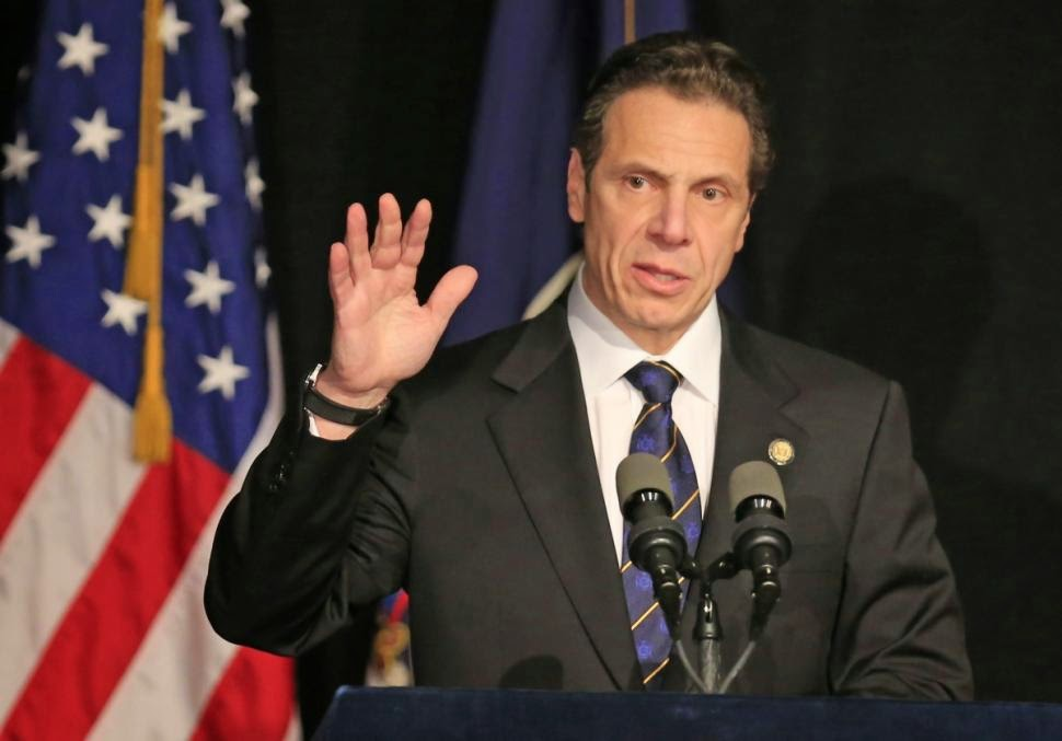 Cuomo's Favorability Rating Drops to Near-Record Low, Nixon Cuts Lead from 47 to 31 Points, Poll Shows