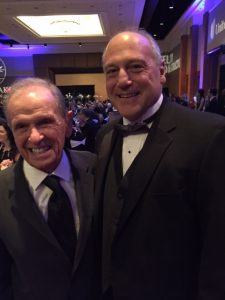 Dick Soluri and Paul Grenga... enjoying Memorial Gala