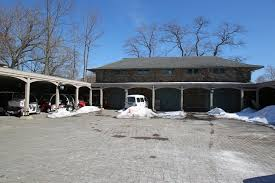 "Two years ago, the Calvert Vaux Carriage House on Goat Island in Niagara Falls State Park was to be repurposed as a ""small inn,"" according to a USA Niagara RFP document."