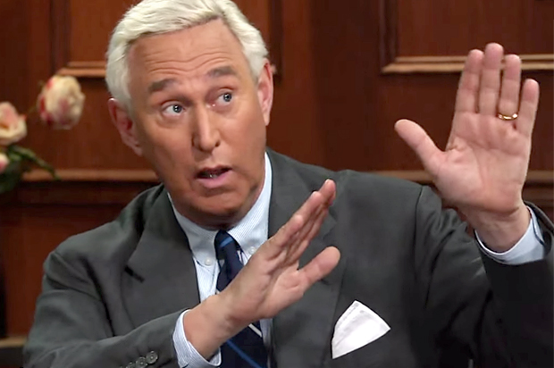 No evidence of Roger Stone's collaboration with Russian spies, hackers or 'Guccifer 2.0′ – Part #1