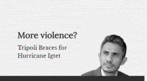 Basit Ingtet, More Violence?