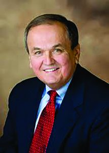 Retired State Senator George D. Maziarz