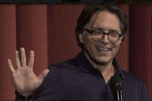 Keith Raniere makes an appearance at V-Week and for 23 seconds he tells the truth….