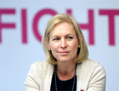 Sen. Kirsten Gillibrand's 'out your pig but don't touch my pig'; out front on DC sex harassment: silent on Raniere in hometown Albany