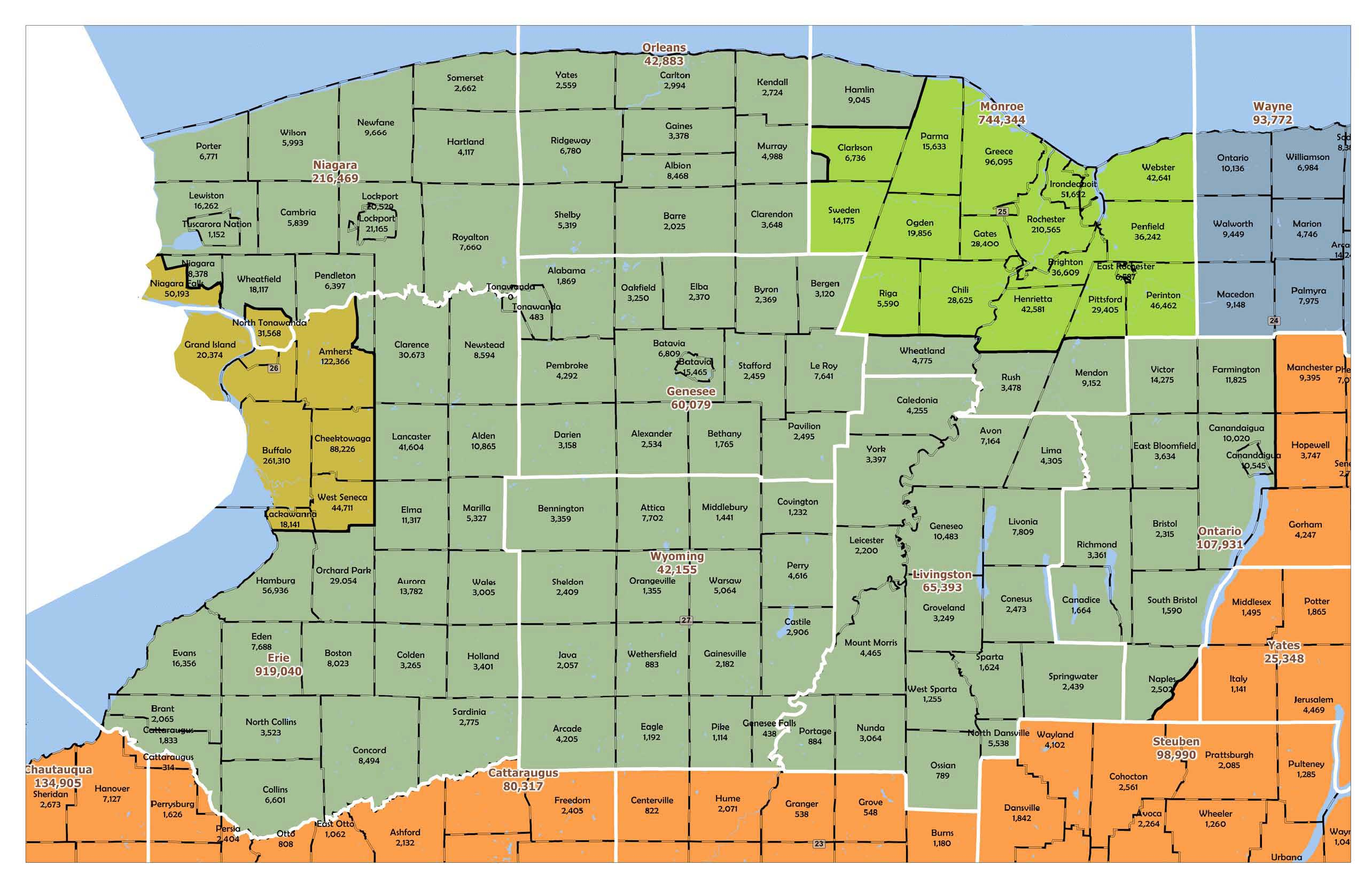 The 27th Congressional district battleground.