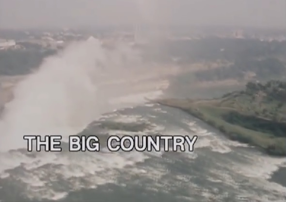 A Talking Heads music video from the late '70's was insulting to Niagara Falls.