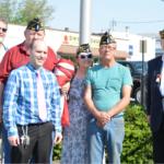THE ACTION: Memorial Day Flag Raising at Niagara Falls City Market