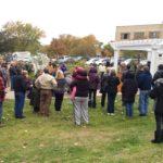Mayor Pappas Leads Ceremony Unveiling Children's Remembrance Garden