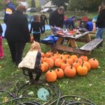 Kids Pumpkin Day at Imagine Community Garden
