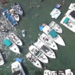Grass Island to be Walled Off from Boaters