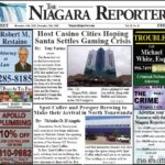 December 12th Edition of the Niagara Reporter Newspaper
