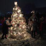 Annul Tree Lighting Ceremony in North Tonawanda