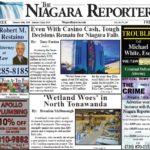 January 16th, 2019, Edition of the Niagara Reporter Newspaper