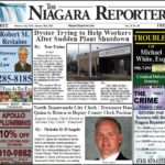 January 2nd Edition of the Niagara Reporter Newspaper