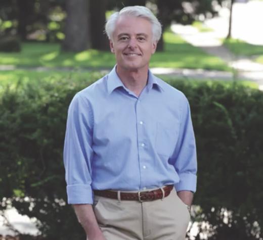 Niagara Falls Mayoral Candidate Robert M. Restaino.