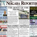 May 8th, 2019, Edition of The Niagara Reporter Newspaper