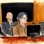 Keith Raniere at a court hearing on Friday, April 13th, 2018. Credit: Elizabeth Williams/AP