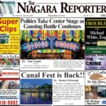 July 17th, 2019, Edition of the Niagara Reporter Newspaper