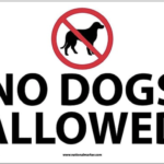 """Leave Your Dogs at Home"" Says North Tonawanda Common Council"