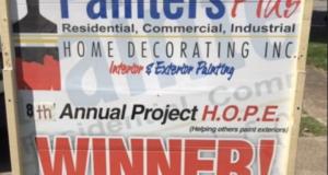 North Tonawanda Home Gets Free Paint Job Thanks to Project H.O.P.E.