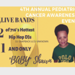 4th Annual Pediatric Cancer Awareness Event to be Held Saturday, Sept. 21st in NF