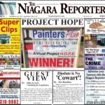 September 4th, 2019, Edition of the Niagara Reporter Newspaper