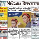 October 16th, 2019, Edition of the Niagara Reporter Newspaper