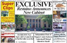 December 25th, 2019, Edition of the Niagara Reporter Newspaper