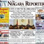 December 4th, 2019, Edition of the Niagara Reporter Newspaper