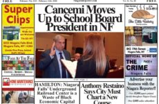 February 5th, 2020, Edition of the Niagara Reporter Newspaper