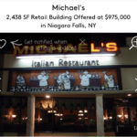 Michael's Restaurant in Niagara Falls Goes Up for Sale